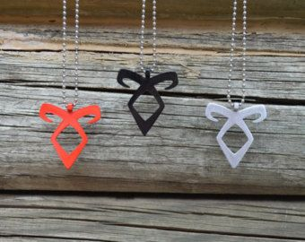 SALE Shadowhunter Mortal Instruments by MiraculousDesignsAus