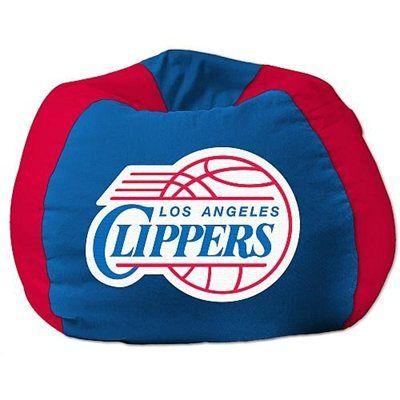 Northwest La Clippers Bean Bag Little Fans La Clippers