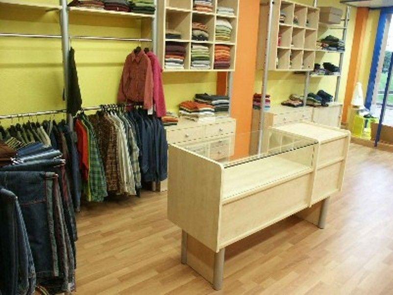 Muebles para negocios tiendas mostradores exhibidores for Muebles de oficina ibiza