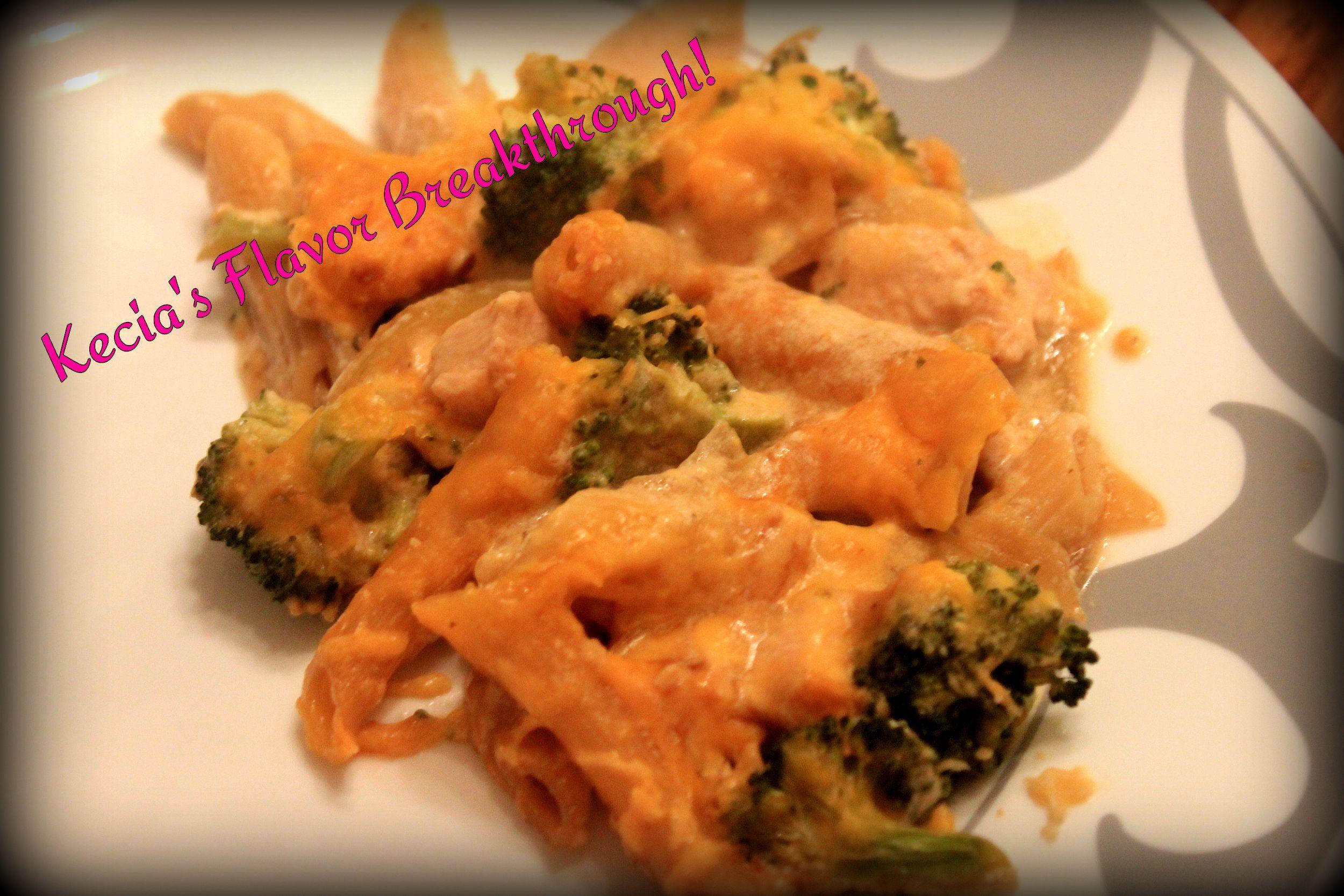 Chicken Broccoli Skillet Bake