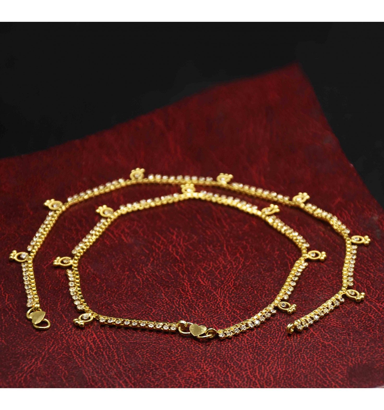 designer view to beautiful jewellery plated anklets bracelets bollywood gold anklet pin further ankle for