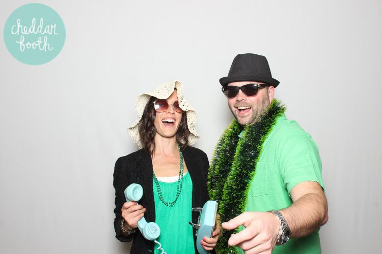 St.Patrick's Rotary Club Dance – Abbotsford Photo Booth » CheddarBooth