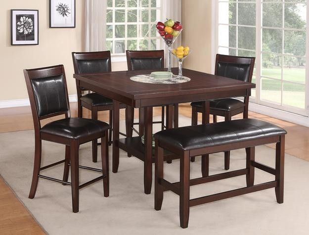 Crown Mark 2727 6 Pc Dinette