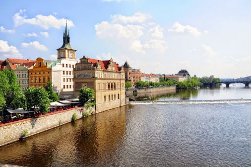 Praga Prague Praha Czechy