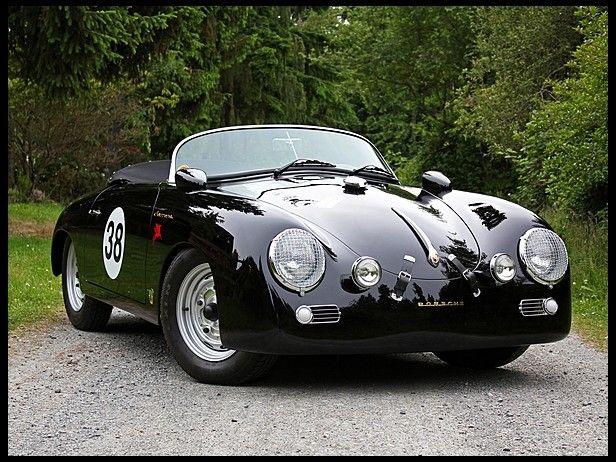 1957 Porsche 356 Speedster Carrera Classic Cars