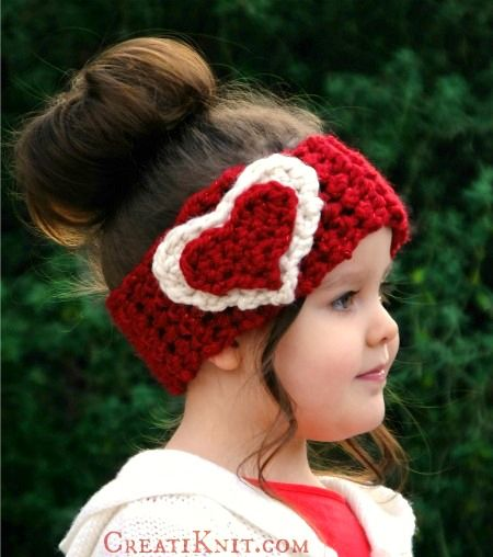 The Cupid Head Warmer Free Knitting Pattern Hook Art Pinterest