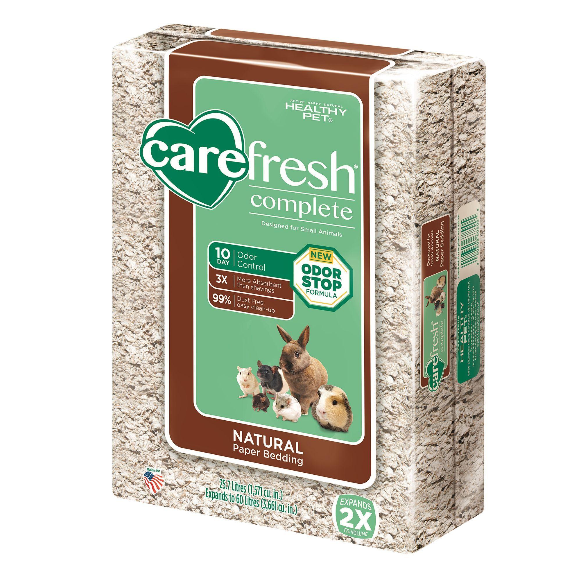 Carefresh Natural Small Pet Bedding Small Animal Bedding Small Pets Carefresh Bedding