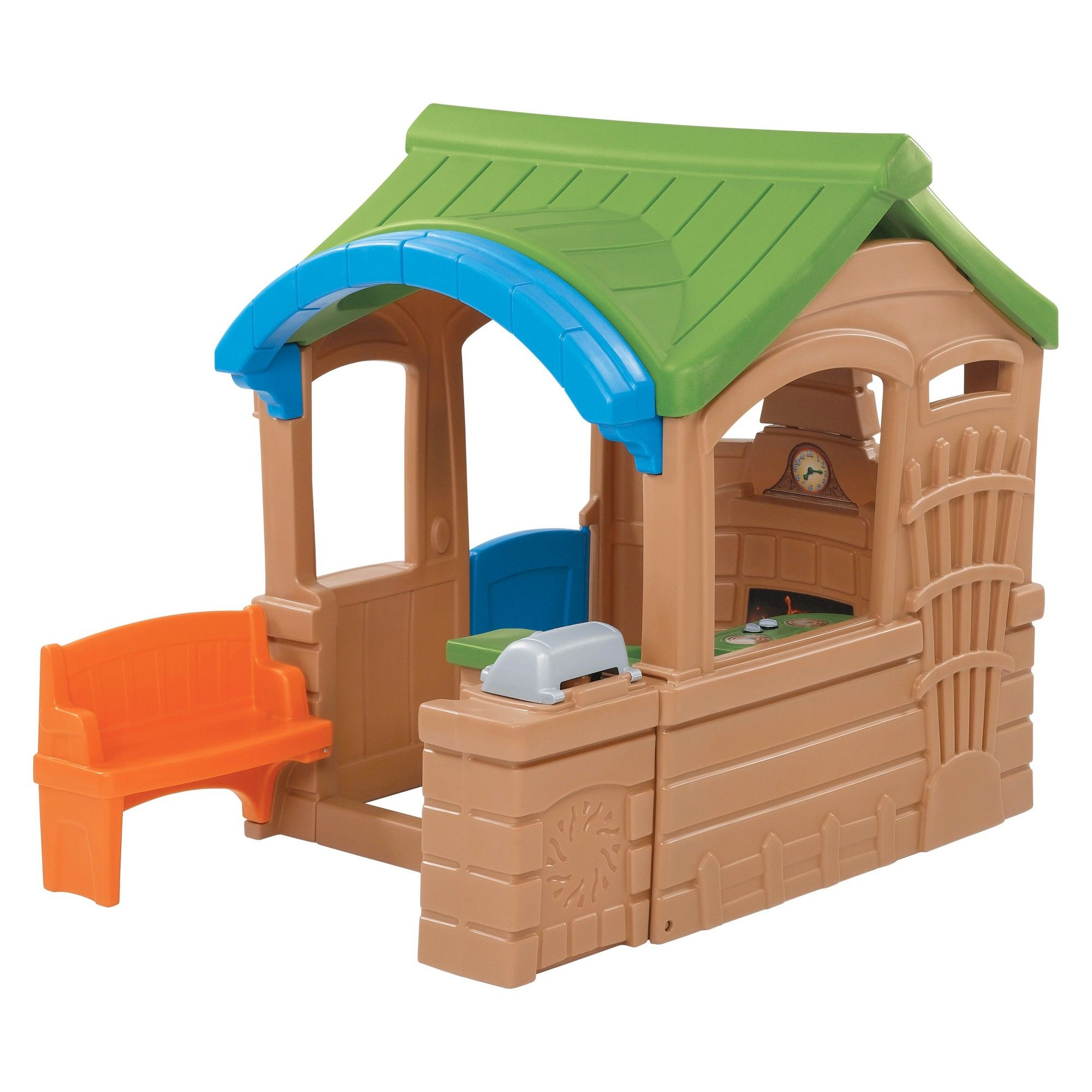 Step2 Gather and Grill Playhouse, Play houses, Playhouse