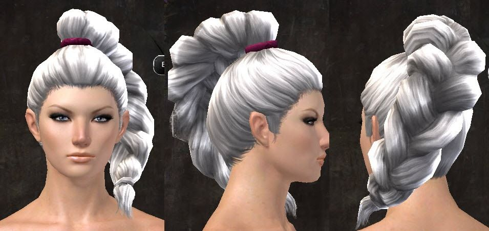 Gw2 New Hairstyles From Total Makeover Kits For April 14 Dulfy Hair Styles New Hair Black Women Hairstyles