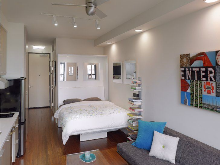 San Franciscos SmartSpace SoMa Is The First Prefab Micro Housing - Soma apartments sf