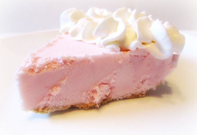 Pink Lemonade Pie - I bet these would be good as individual tarts