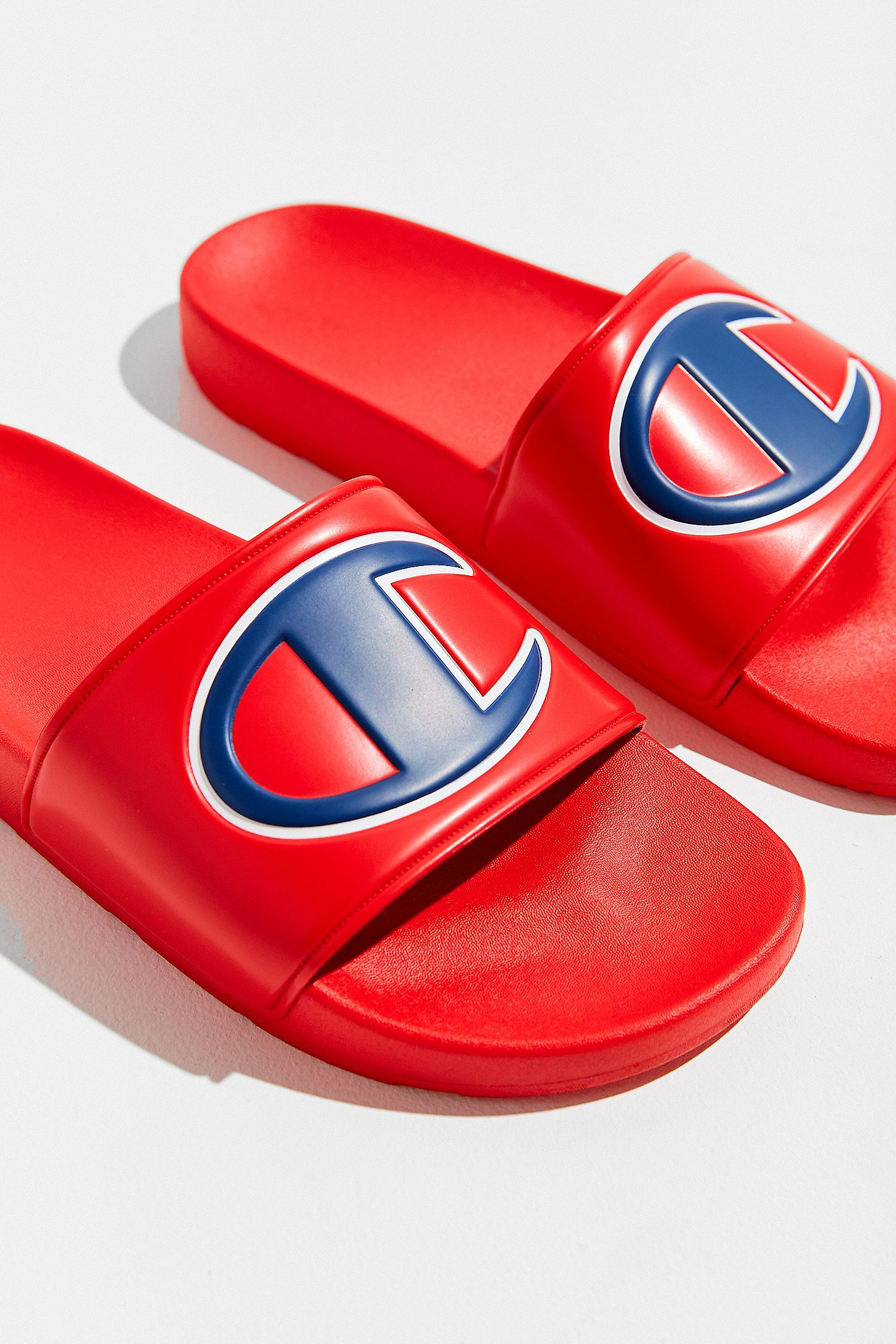 b64bb2113cf Slide View  3  Champion Big C Logo Slide Sandal