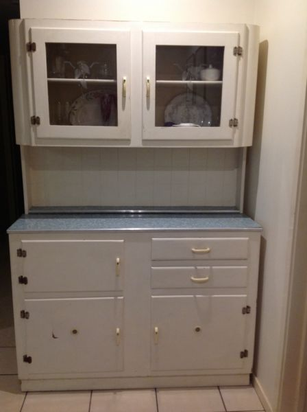 1950\'s retro ⁄ vintage hutch | Buffets & Side Tables | Gumtree ...