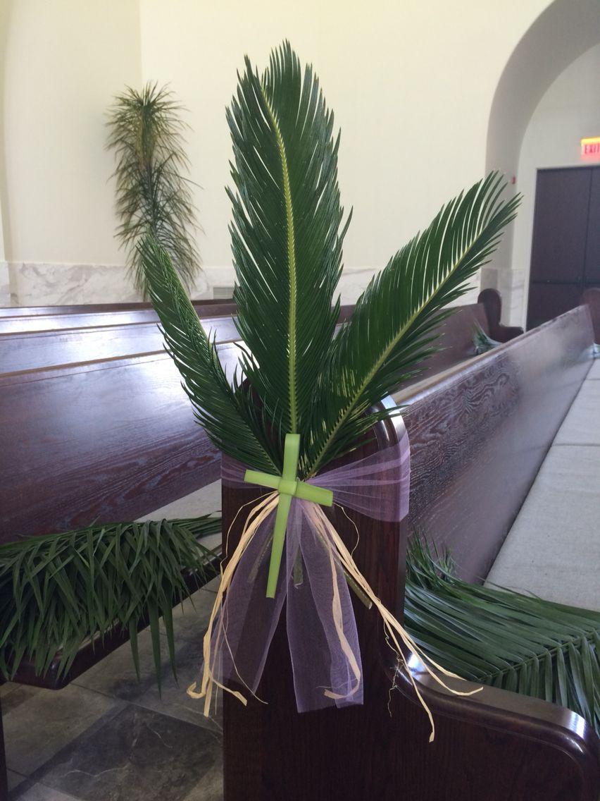 The pews - Palm Sunday at St. Paulu0027s Greek Orthodox Church Irvine 4/ & The pews - Palm Sunday at St. Paulu0027s Greek Orthodox Church Irvine 4 ...