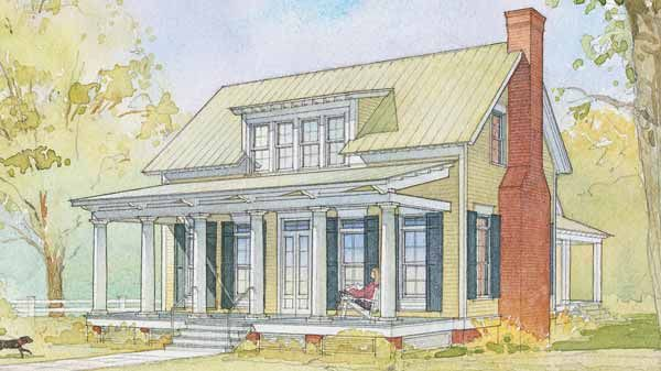 Best 25 lowcountry house plans ideas on pinterest low for Eric moser farmhouse plans