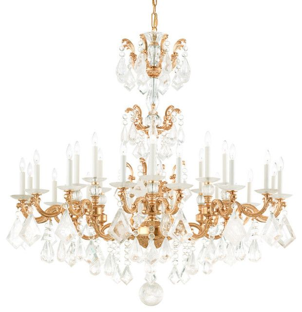 La scala rock crystal 24 light chandelier french gold clear rock la scala rock crystal chandelier french gold clear rock crystal chandeliers for sale shop chandeliers online buy chandeliers online mozeypictures Choice Image