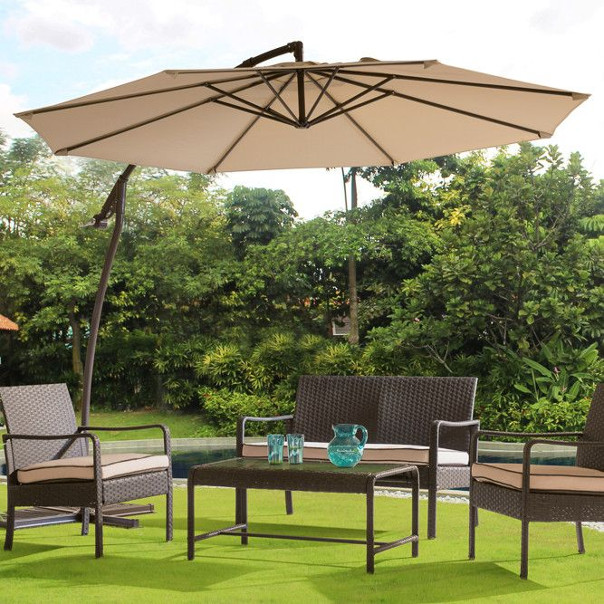 10 Cantilever Umbrella With Images