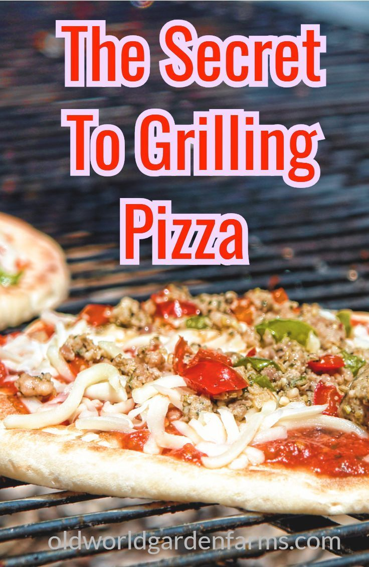Photo of Grilled Pizza Dough Recipe – A summer time must!