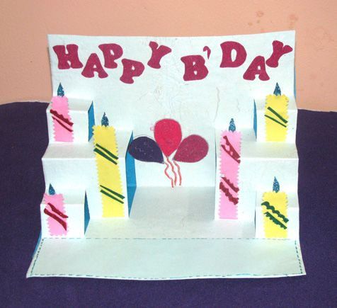 Ideas For Pop Up Birthday Cards Google Search Ideas And Tips