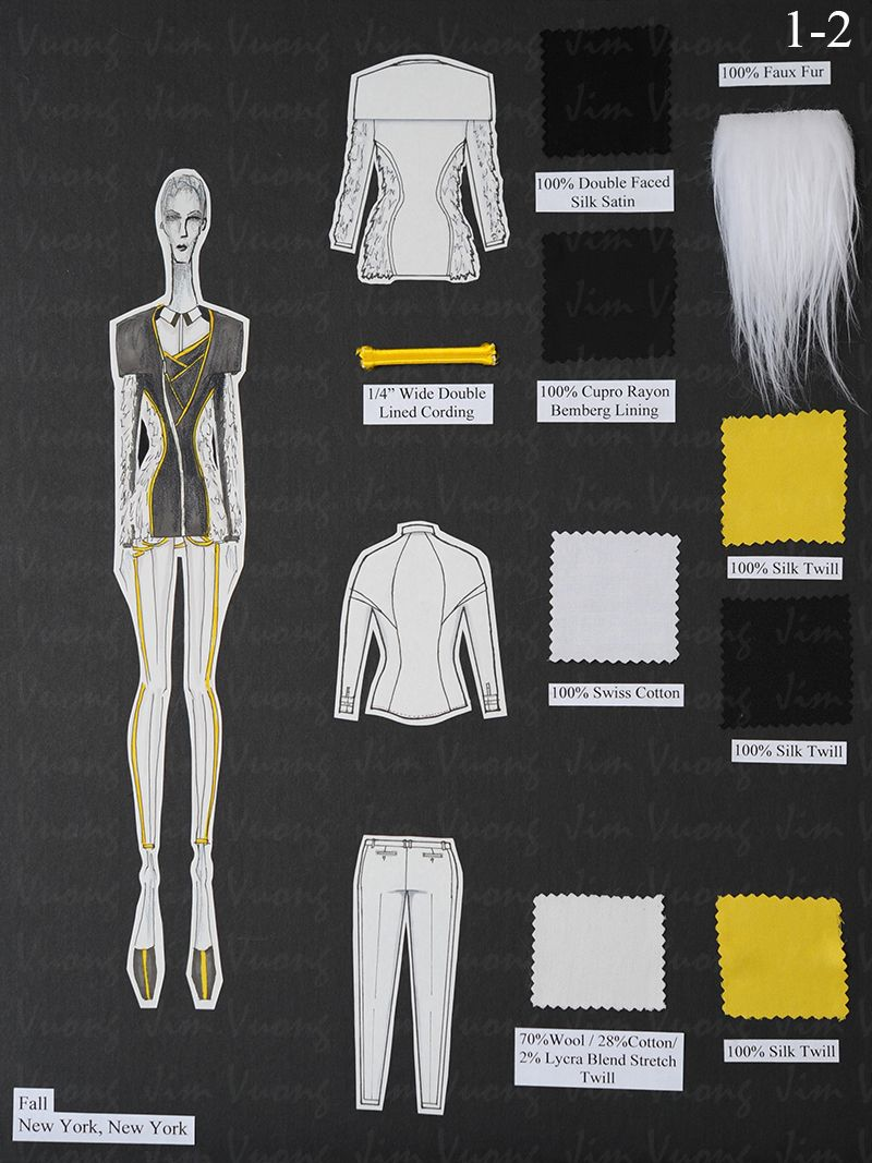Jim Vuong Fit Fashion Institute Of Technology Spring 2013 Portfolio In 2020 Fashion Design Portfolio Illustration Fashion Design Fitness Fashion