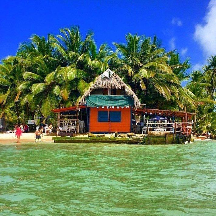 how to get to isla grande panama