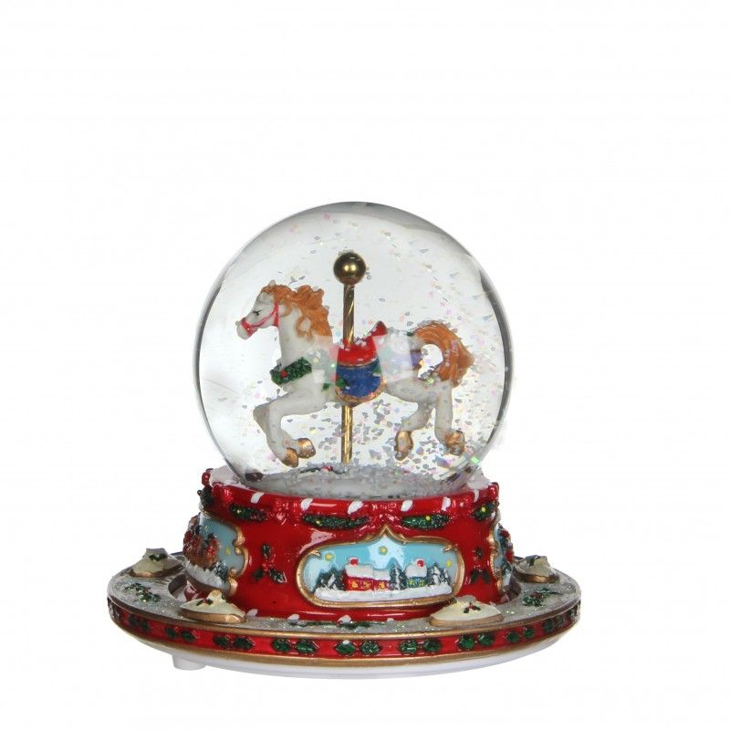 Luville - LUVILLE WATERBALL MERRY-GO-ROUND