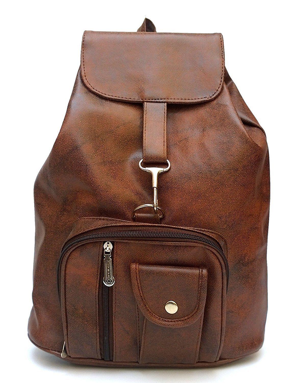 5041e9adbc Glory Fashion Women s Stylish Handbag Backpack Tan