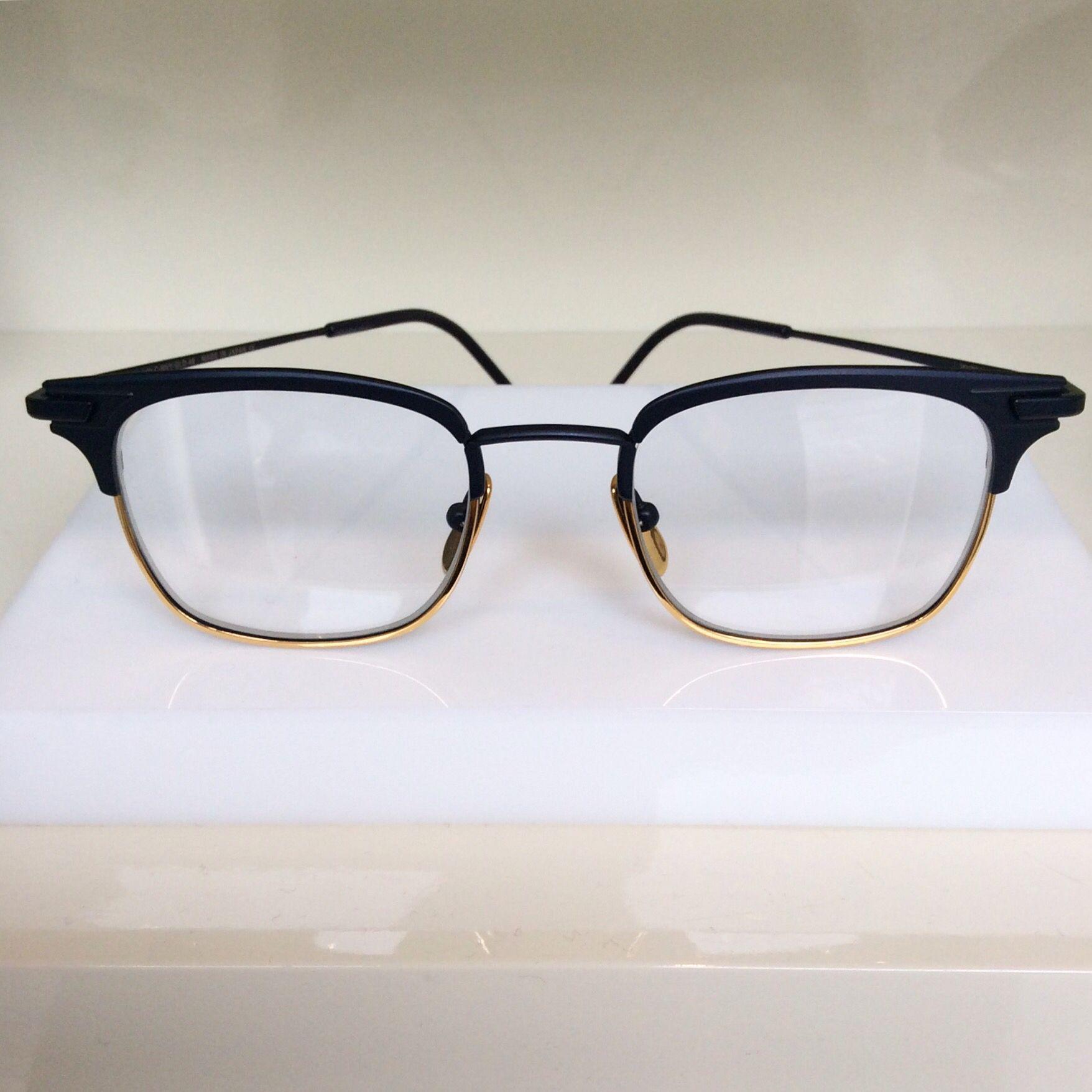 8960820c581b Luxury specs from Thom Browne Eyewear