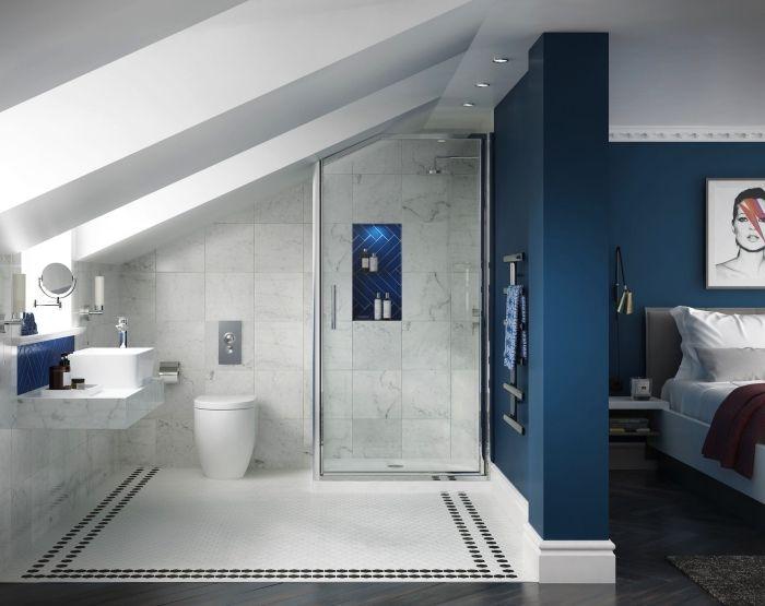 23+ Salle de bain de suite parentale trends