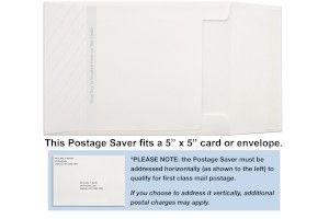 5x5 Square Envelope To Avoid Paying Extra Postage On Square Envelopes Use Our New Postage Saver Envelope It S A Re Envelopes Com Square Envelopes Square Card
