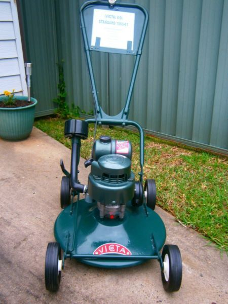 Vintage Victa Lawn Mowers | Antiques | Gumtree Australia