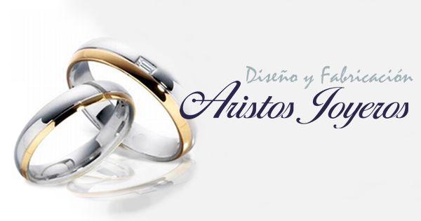 Lo mejor en diseño, moda y elegancia en Argollas de Matrimonio!!  #Diamantes #Elegancia www.aristos-joyeros.com