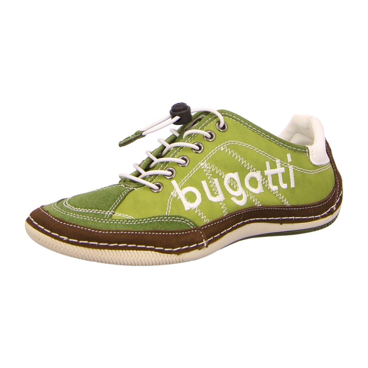 NEU: Bugatti Sneaker Canario F24606 N6 700 green