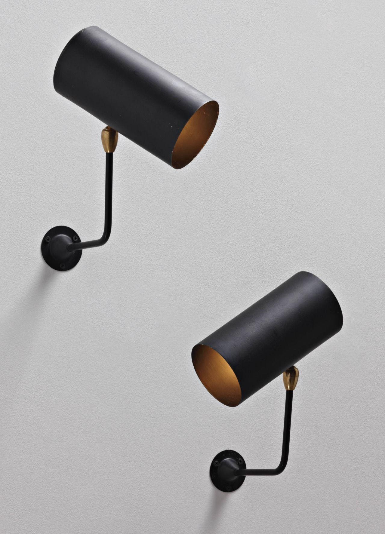 Serge Mouille Tuyaux Wall Lightss For Atelier Serge Mouille C