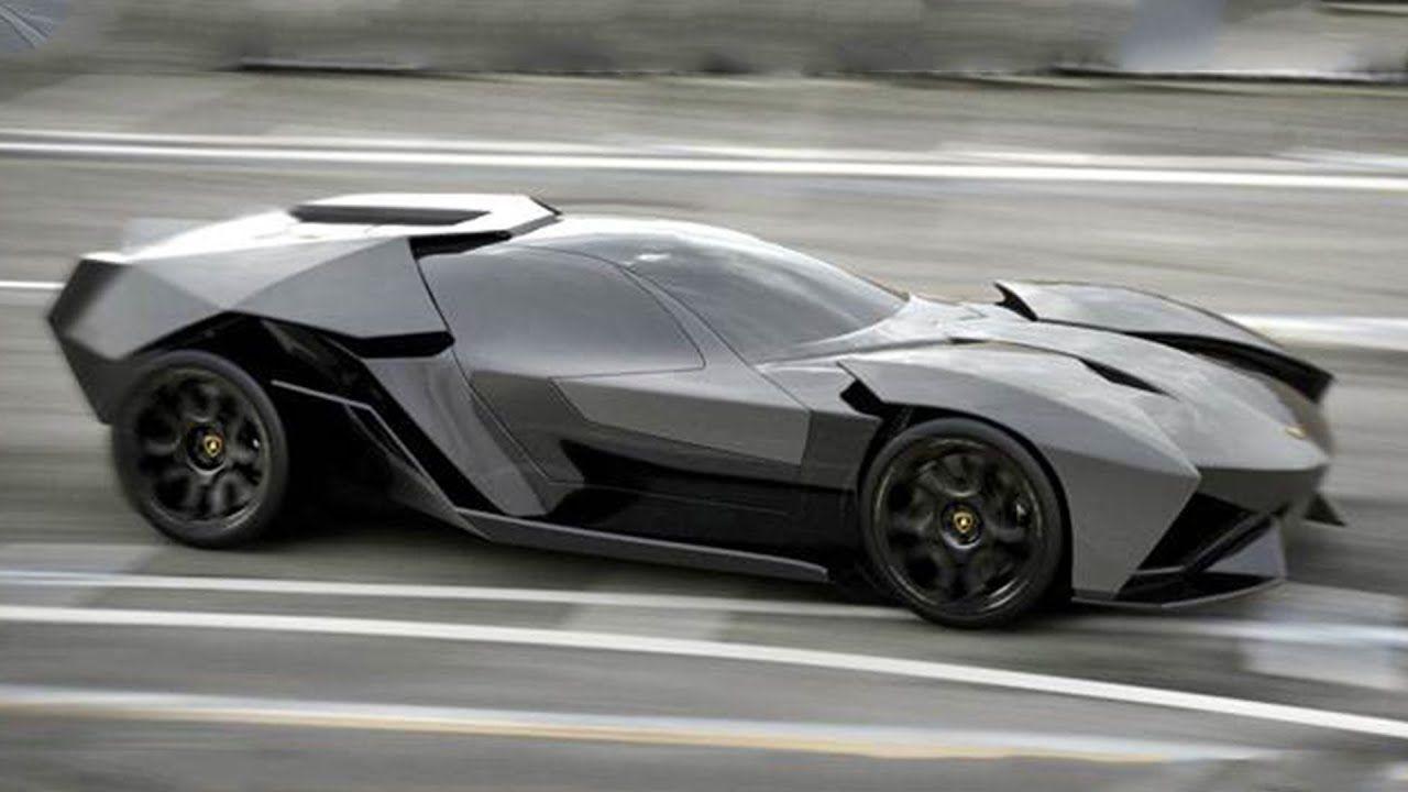 2020 Lamborghini Ankonian , Lamborghini Minotauro Concept ...