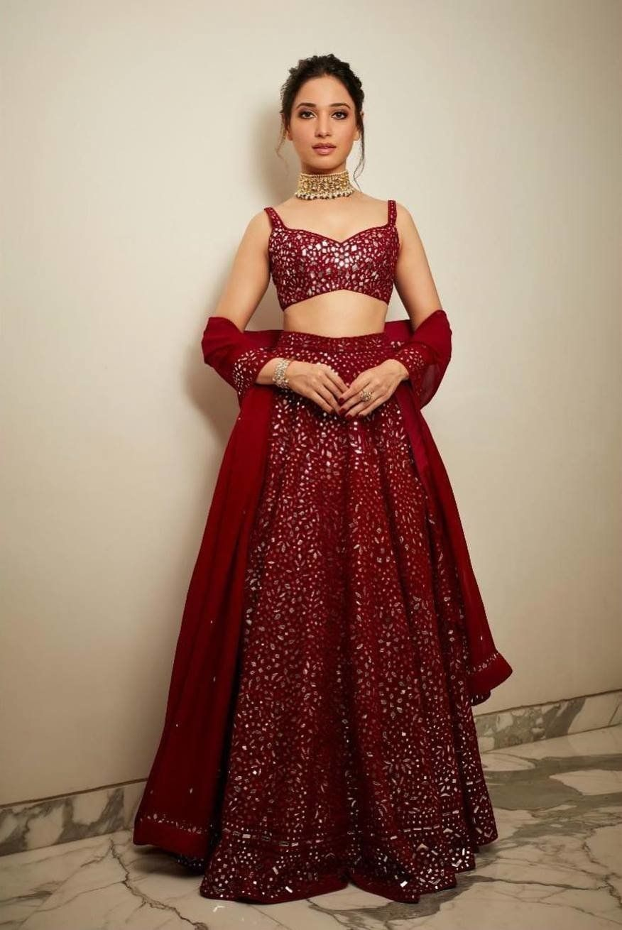 www.indianrani.com (With images)   Fashion attire, Lehnga dress ...