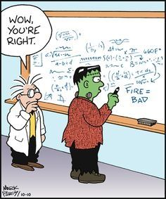 That's a rational conclusion. | Frankenstein & The Shelleys ...
