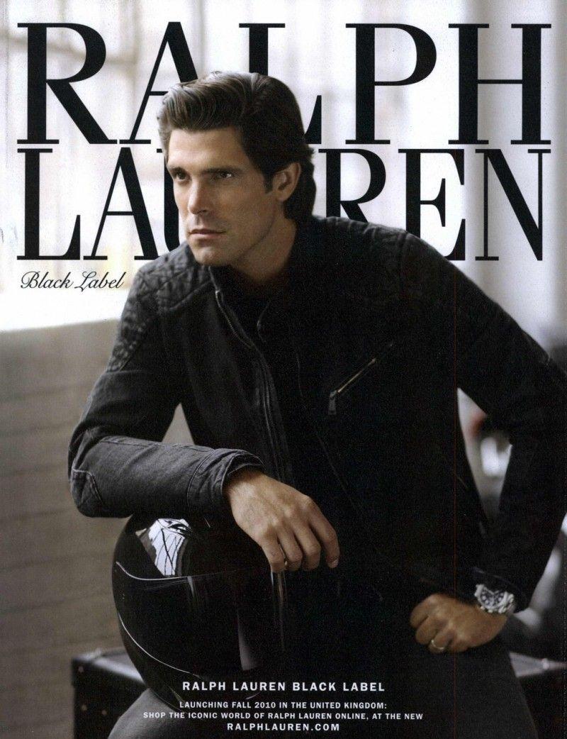 Ralph Lauren Black Label Nacho Figueras Look Ralph Lauren Black Label Ralph Lauren Black Label
