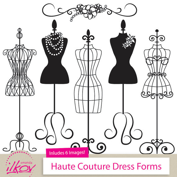 dibujos de maniquies de moda - Buscar con Google | decoracion manual ...