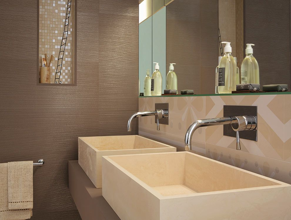 Fap ceramiche piastrelle bagno per pavimenti e rivestimenti bagno pinterest piastrelle - Pavimenti e piastrelle bagno ...