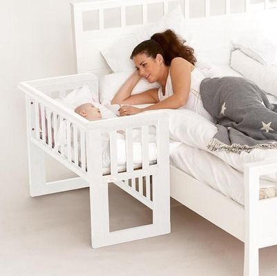 """babygiftscollection: """"Bedside Crib """"   Bedside crib Baby ..."""