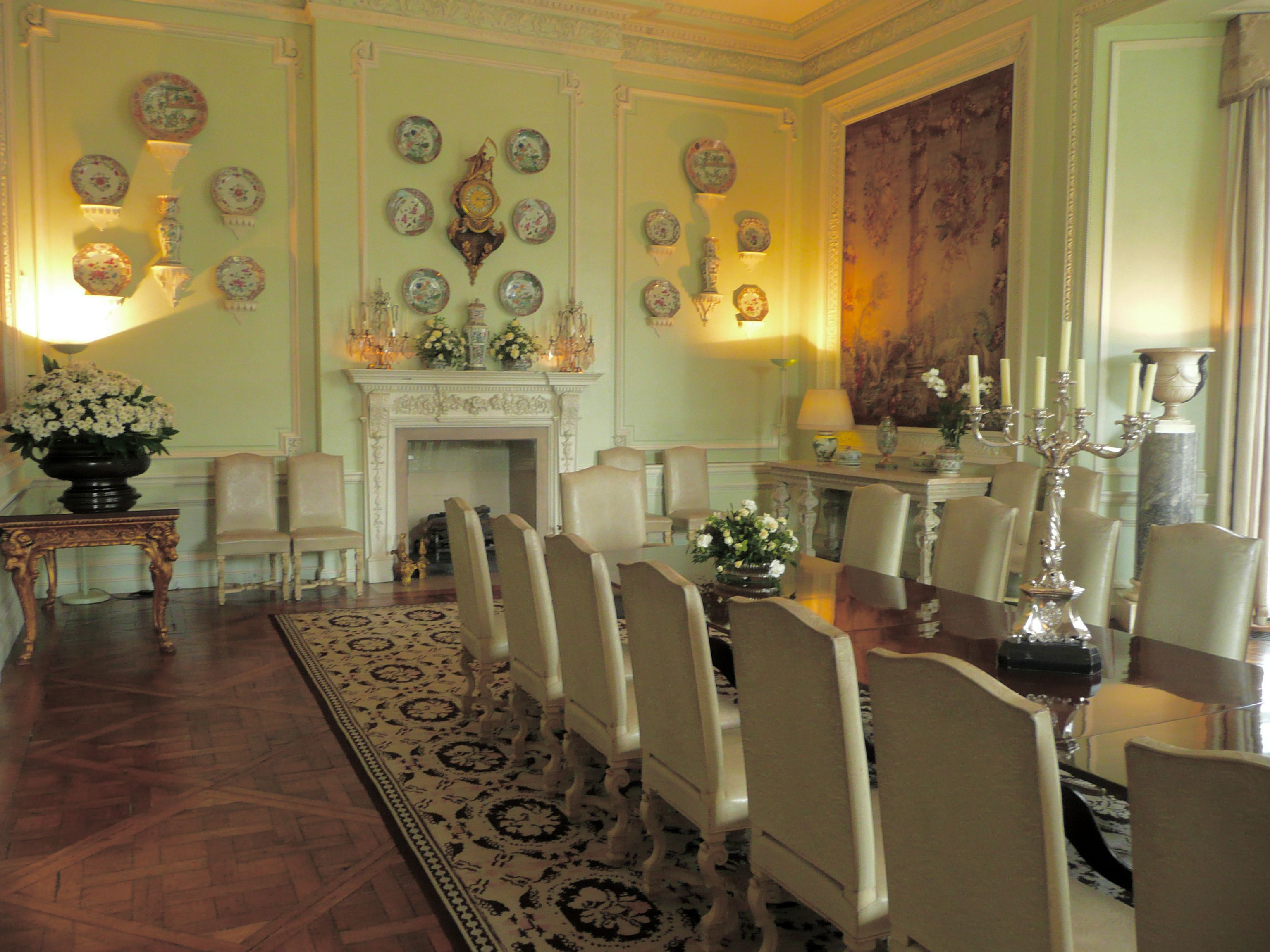 Leeds Castle Dining Room Maidstone Kent England Uk  Travel Beauteous Castle Dining Room Design Decoration