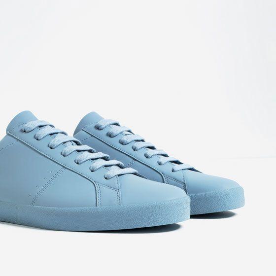 SKY BLUE SNEAKERS | Blue sneakers