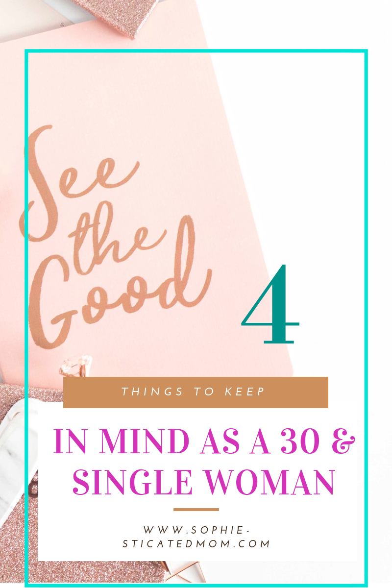 dating advice for 30 year old woman