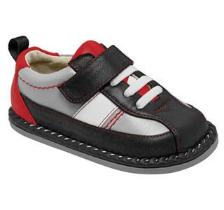 Spoil Em Rotten Clothing   See Kai Run Clayton - Black 19.99 Shop #spoilemrotten #kidsboutique in #royaloakmi for #cute #shoes for #little #boys also online at www.spoilemrottenclothing.com