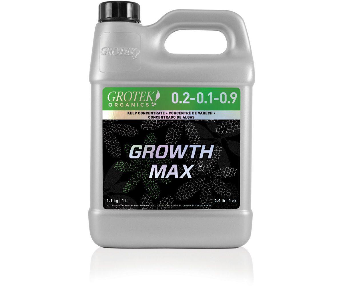 Grotek growthmax 1l gt0006591 plant health organic