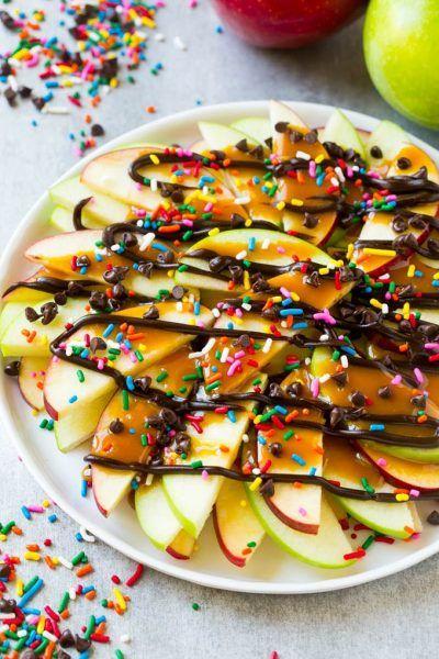 Best Ever Apple Recipes Apple nachos, Apple recipes