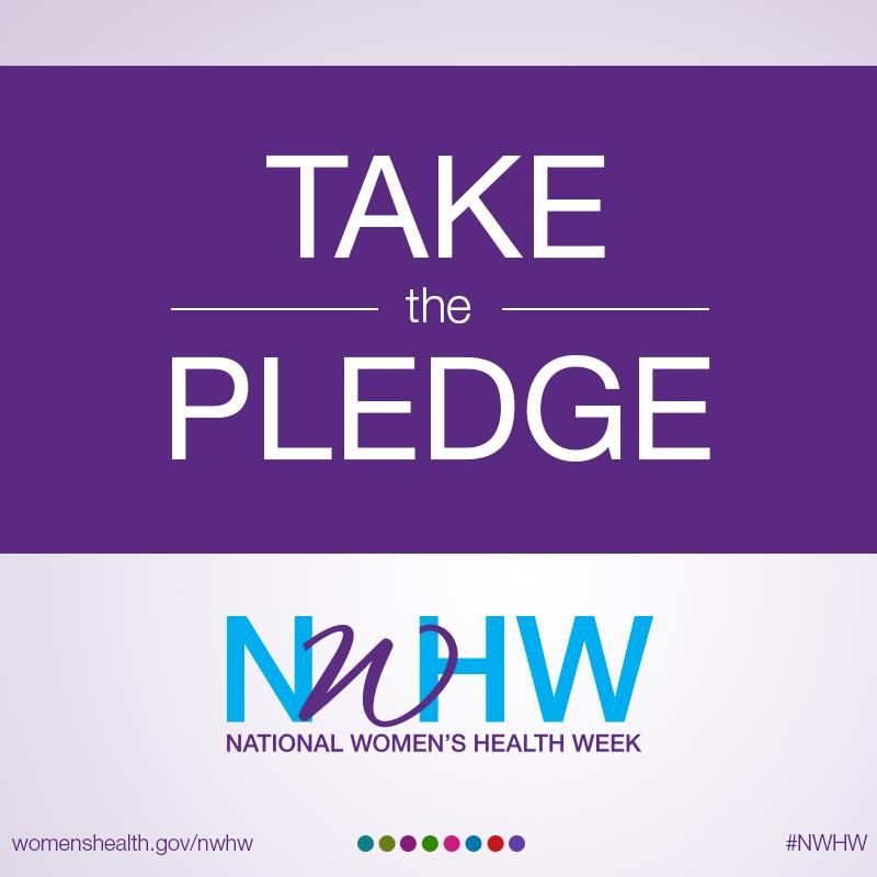 National Women S Health Week Health