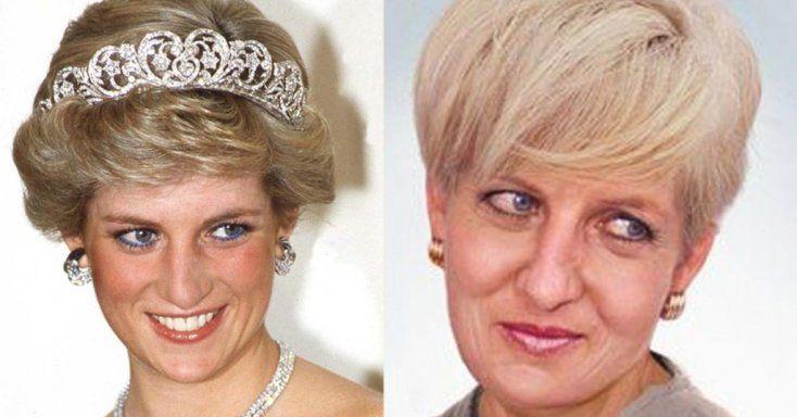 ¿Cómo sería hoy Diana de Gales?