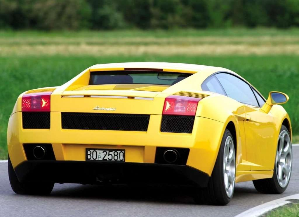 2003 Lamborghini Gallardo Lamborghini Gallardo Accessories Parts